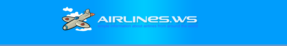 Airlines.ws - Airline information